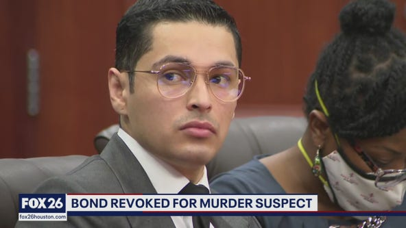 Bond revoked for murder suspect