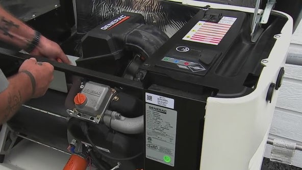 Texans rush to get back-up generators installed at homes