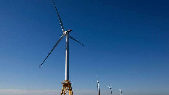 1st large-scale, offshore wind project that could power 400K homes approved