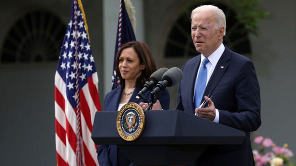 Biden to boost COVID-19 vaccines shared overseas by 20M doses