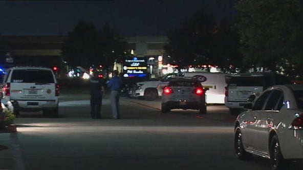 Multiple people struck by car in west Harris Co. parking lot; 1 dead