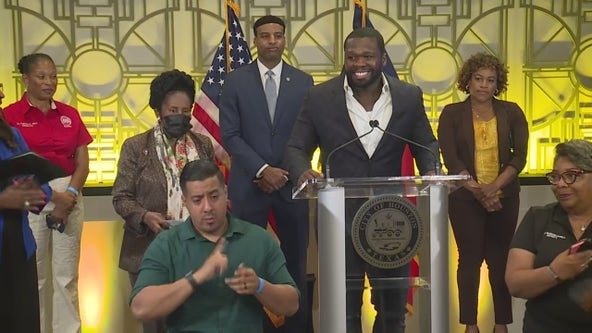 50 Cent partners with Houston ISD for new student entrepreneur program