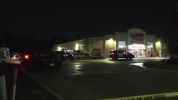 Man dies in shooting outside north Houston store