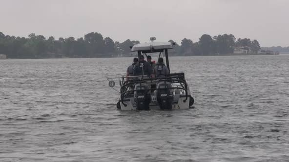 Second body recovered during search for missing boaters at Lake Conroe