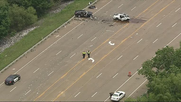Denton 380 crash