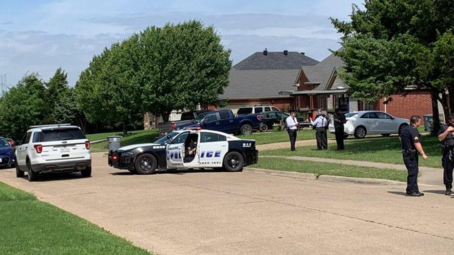 Dallas child killed