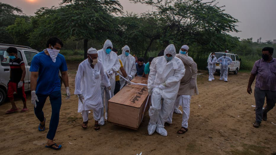 India Impose Restrictions As Coronavirus Cases Continue To Spike