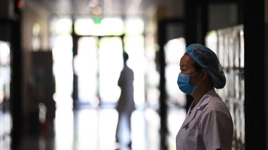 VIETNAM-HEALTH-VIRUS