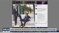 Black Menswear Organization provides positive images of Black men