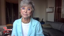 Rita Moreno calls out racism in Hollywood, urging Latin community to unite