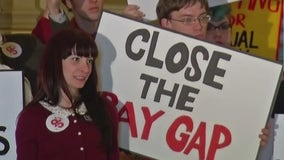 Paycheck Fairness Act  denied