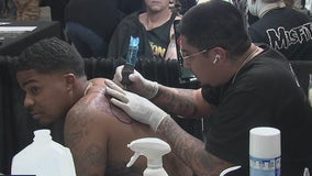 3rd Annual Tattoo Convention at NRG Center