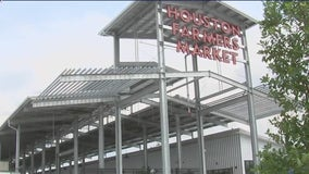 Checking out the Houston Farmers Market