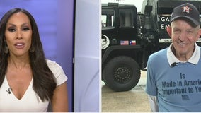 Houston's own 'Mattress Mack' unveils new Rescue Vehicle