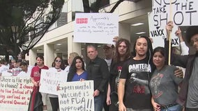 117 Houston Methodist employees plan walkout on final day to get vaccinated before entering unpaid suspension