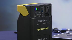 Hurricane Gear Test: Rocksolar Adventurer Portable Power Station