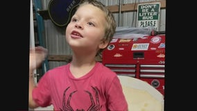 Last person to see missing 6-year-old boy also missing, family says