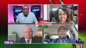 Honoring the Juneteenth holiday