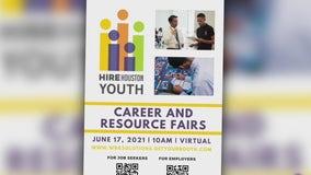 Hire Houston Youth job fair