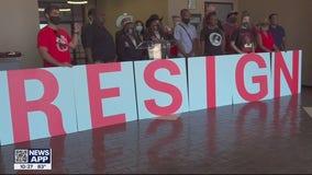 Groups demand Dutton's resignation