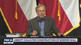 Gov. Abbott announces, Texas will build the wall- What's Your Point?