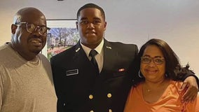 Houston mom killed by stray bullet while in Maryland for son's U.S. Naval Academy ceremony
