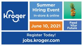 Kroger hosting hiring event Thursday, seeking 10K new workers