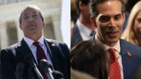 Texas Land Commissioner George P. Bush announces run for attorney general against Ken Paxton