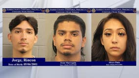 Late night street racing leads to three arrests in north Houston