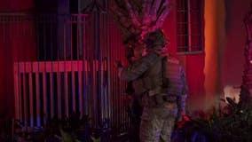 HPD: Harris Co. Constable Deputy's home broken into, family shot at; gunman still on the loose