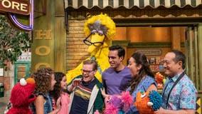 Sesame Street creates family with two gay dads during Pride month