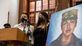 A year after Vanessa Guillén's death, lawmakers call for Congress to pass military sexual assault reform bill