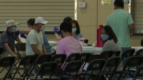 Nearly 100 second dose COVID-19 vaccines administered to Houston's Asian American community
