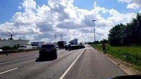 TRAFFIC ALERT: Jack-knifed 18-wheeler causes major delays in south Houston