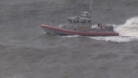 Body found during search for boy, 10, swept out from shore in Matagorda