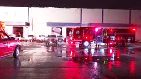 Houston partial building collapse, Sugar Land fire believed to be weather-related