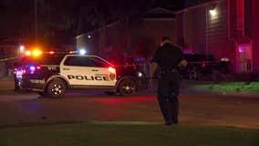 2 men fatally shot in moving pickup truck in northwest Houston