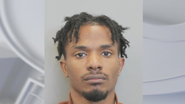 Suspect who fatally shot man in front of his 10-year-old daughter arrested, charged with capital murder