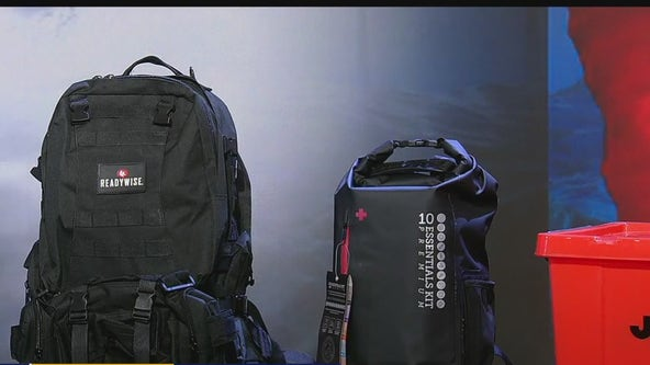 Hurricane Gear Test: Pre-built survival kits