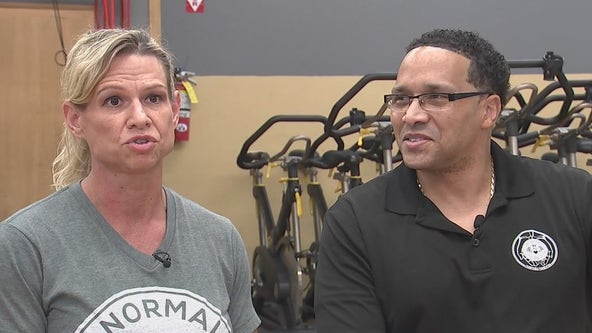 Houston professional bodybuilder, her husband say everyone can be better version of themselves