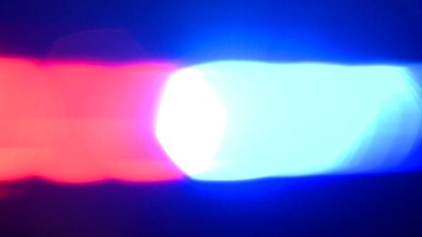 Suspected drunk driver crashes into police cruiser near Tiki Island