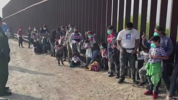 Governor announces $250M down payment on border wall