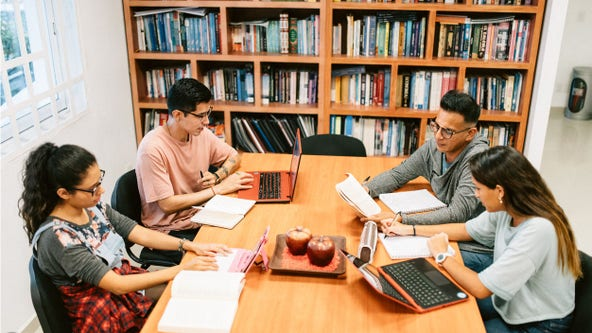 AAMA connects 16-to-24-year-olds to educational and work opportunities