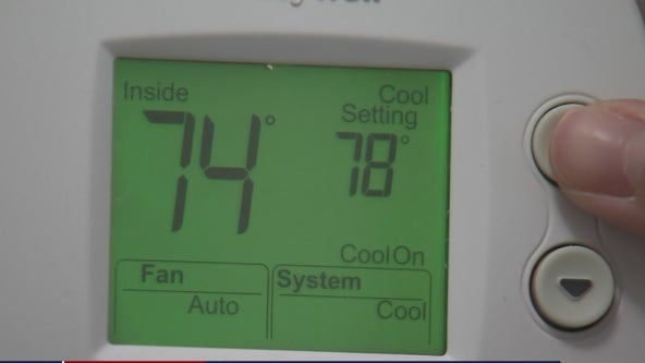 Houston-area residents asked to beat the heat by raising their thermostats