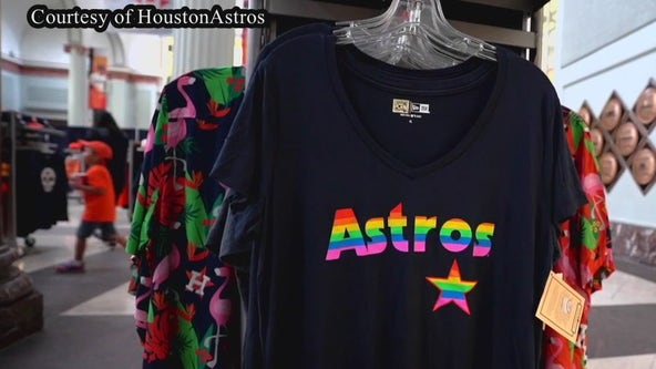 Houston Astros host Pride night