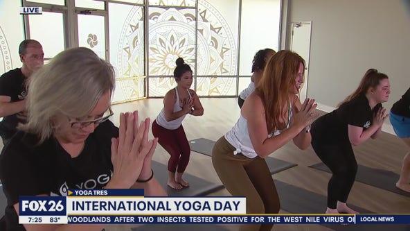 Shake your Buti Yoga