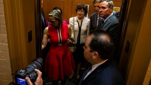 Bipartisan group of senators pushes $953B infrastructure plan