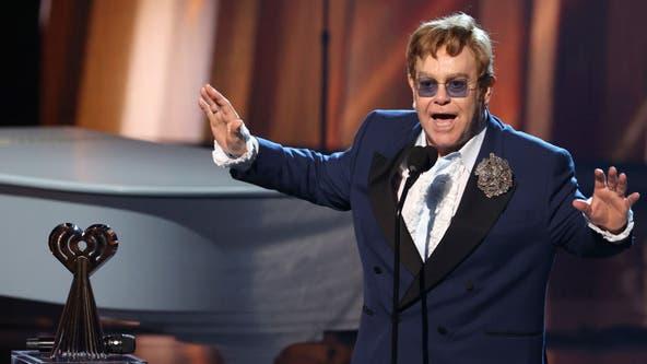 Elton John announces final US dates for his farewell tour
