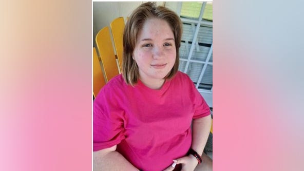 Missing teen last seen in Tomball on Friday