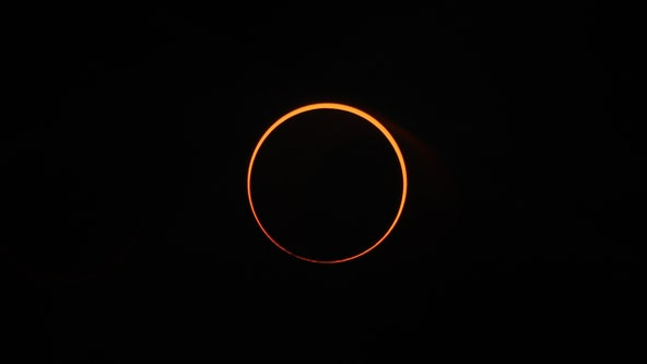 'Ring of fire' solar eclipse: Where, when and how to watch